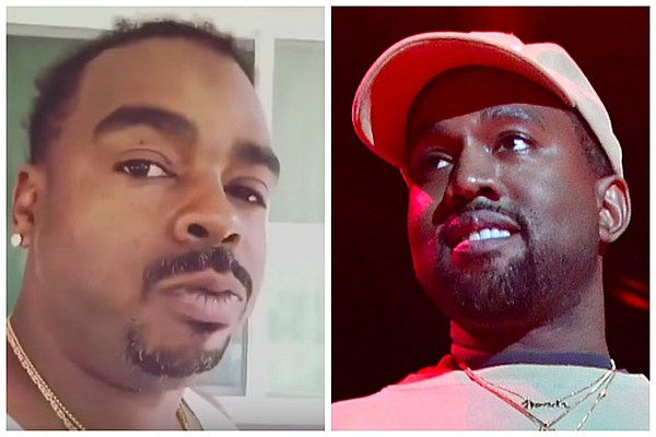 Daz Dillinger Tells the Crips toF Upx Kanye West