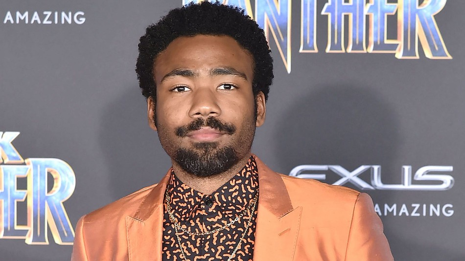Donald Glover Helped Write Punch Lines in 'Black Panther'