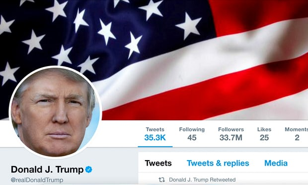 Donald Trump Ordered Not to Block Anyone on Twitter
