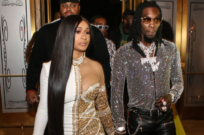 Offset Car Accident Cops Wanna Know Why He Left Scene