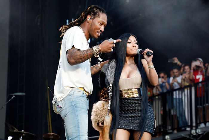 "Future Says Nicki Minaj's 'Queen' Album is a ""Classic"""