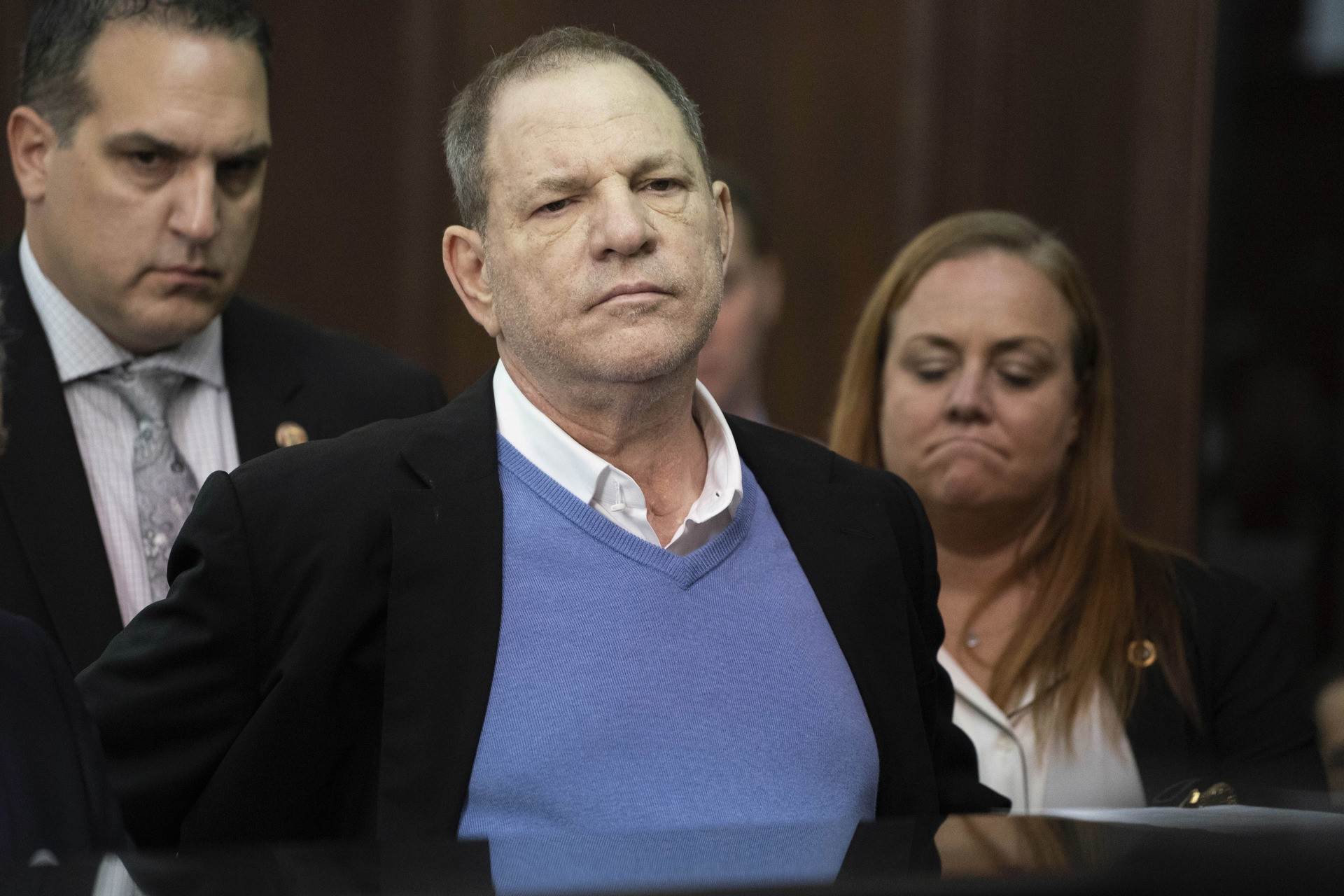 Harvey Weinstein Indicted on Multiple Rape Charges