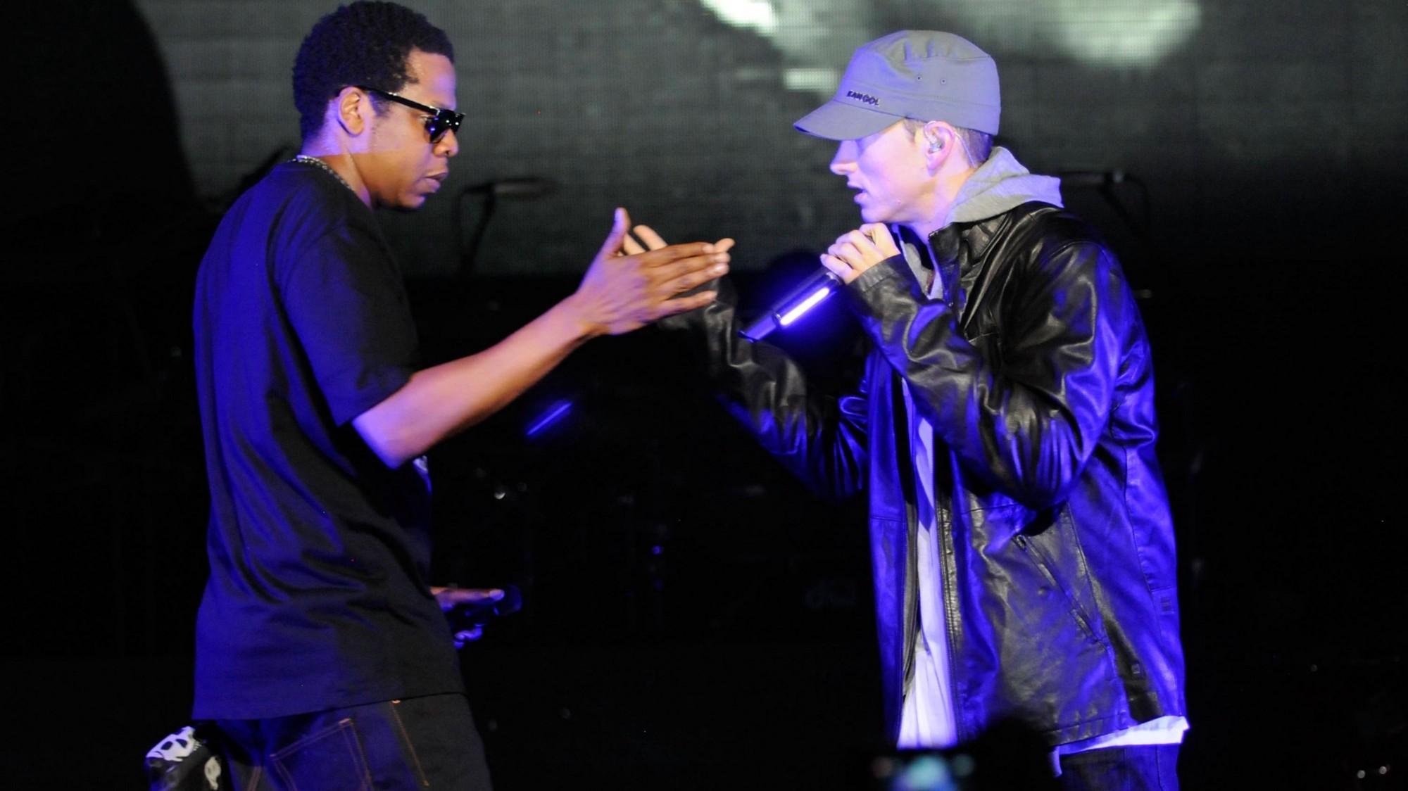 JAY Z,EminemSueTheHarveyWeinsteinCompanyOverUnpaidDeals