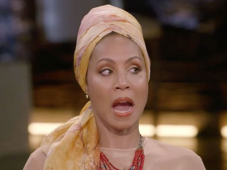 Jada Pinkett Smith Reveals She Suffers From Alopecia
