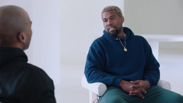 """Kanye West Says """"Fear, Stress, Control"""" Caused Breakdown in New Interview With Charlamagne Tha God"""