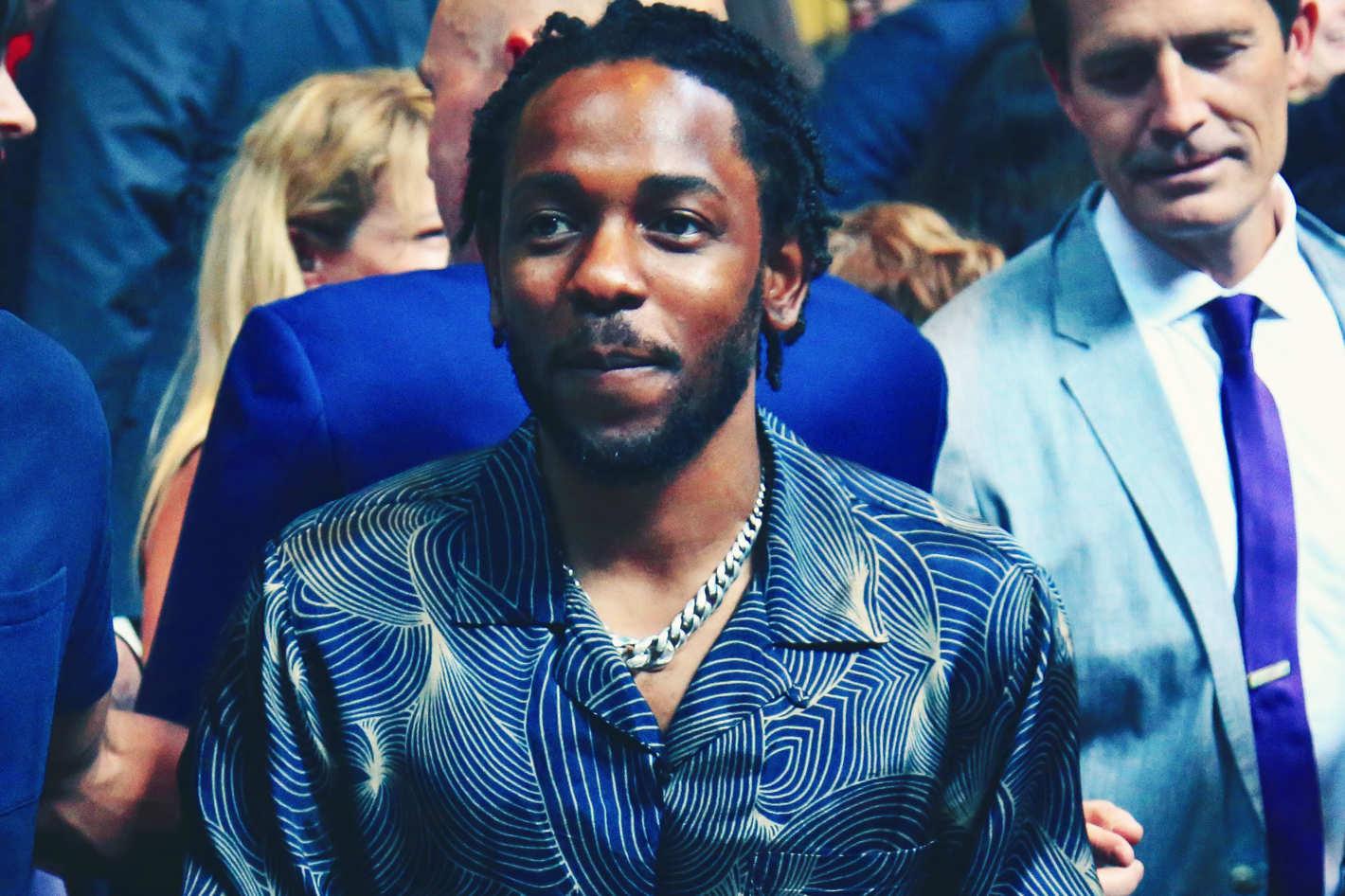Kendrick Lamar's 'good kid, m.A.A.d city'