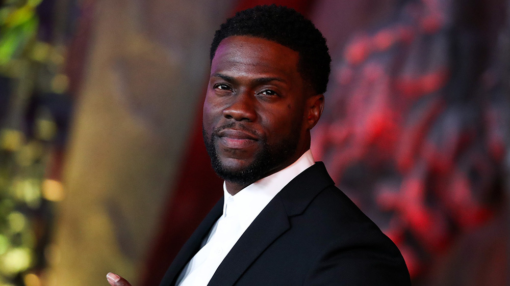 Kevin Hart's Close Friend Attempted to Extort His Alleged Sex Tape