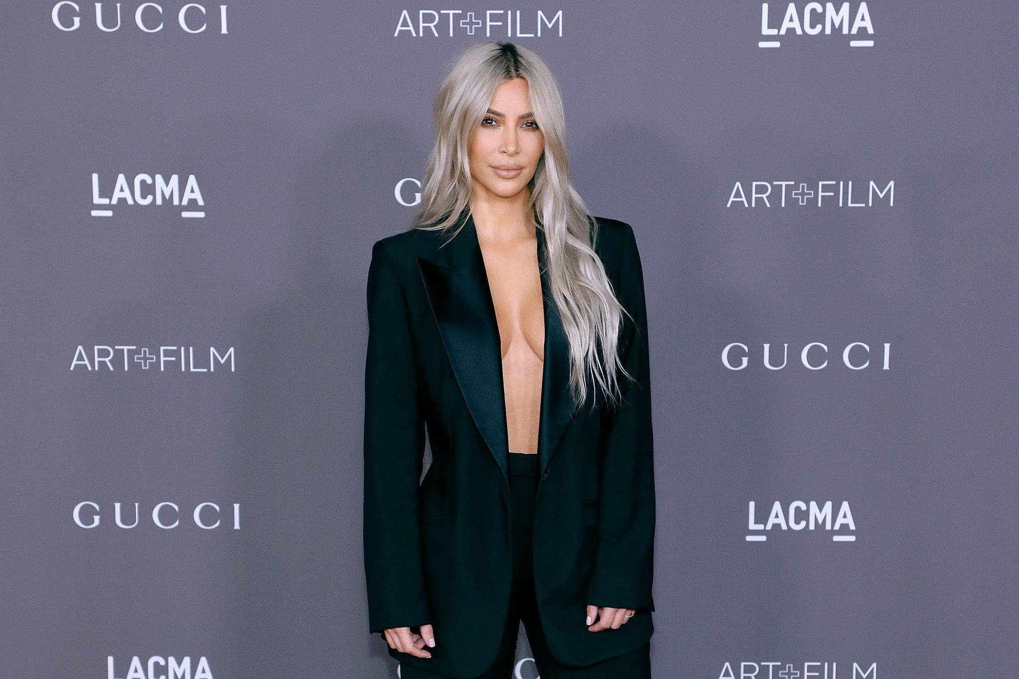 Kim Kardashian to Meet With Trump to Pardon Alice Marie Johnson