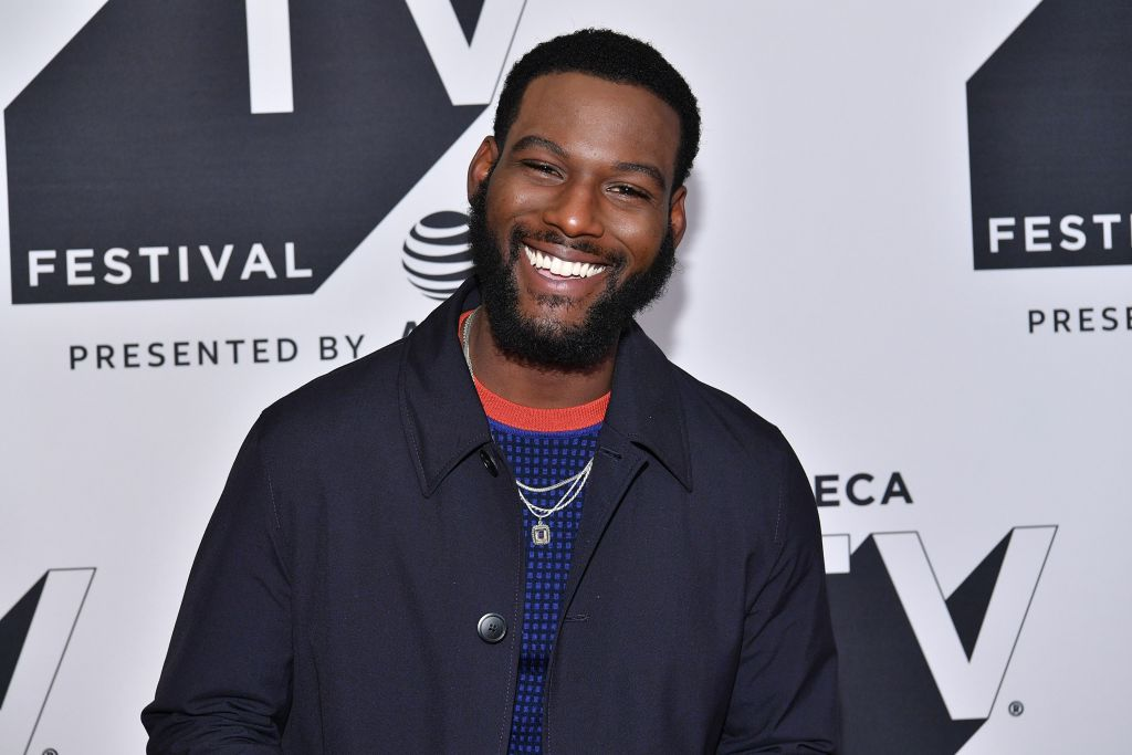 Kofi Siriboe Says He Would Date a Girl That Works at Macy's or Chipotle