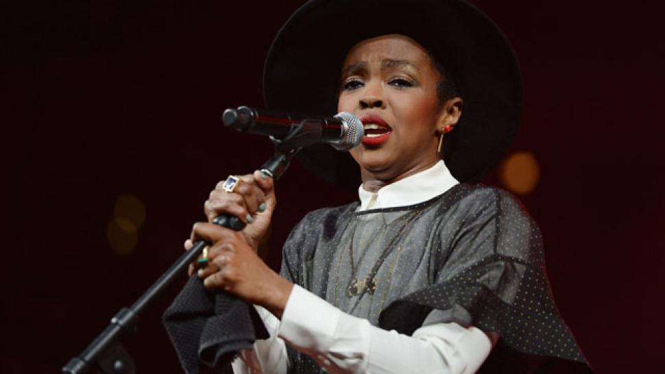 "Lauryn Hill Remixes Drake's ""Nice For What"""