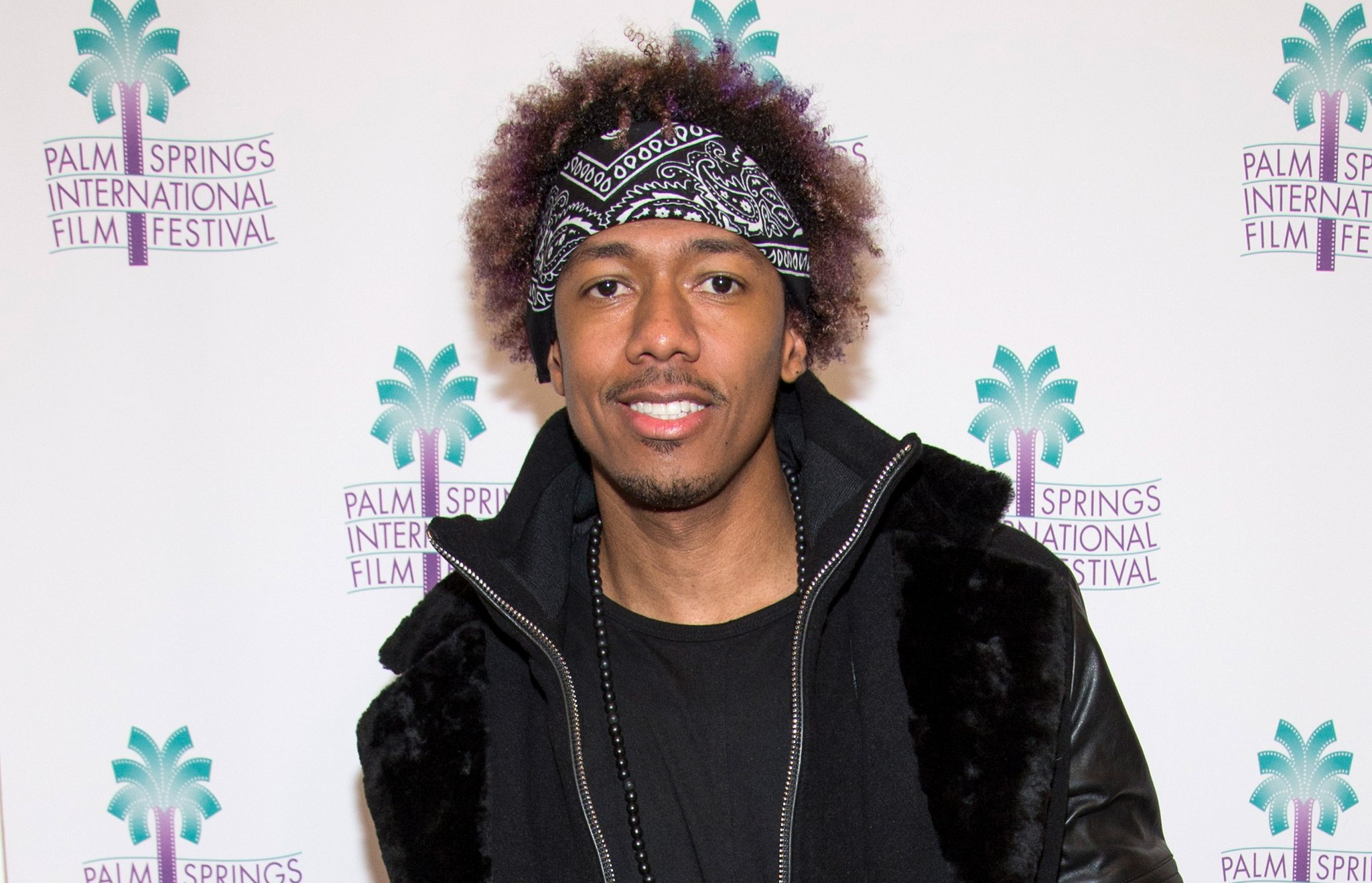 Nick Cannon Leads Graduation Ceremony in DC Jail