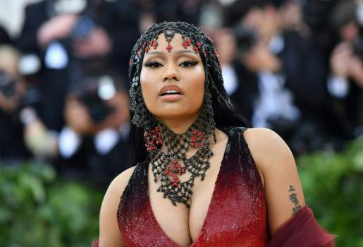 Nicki Minaj Defends Drake in Pusha T Rap Feud