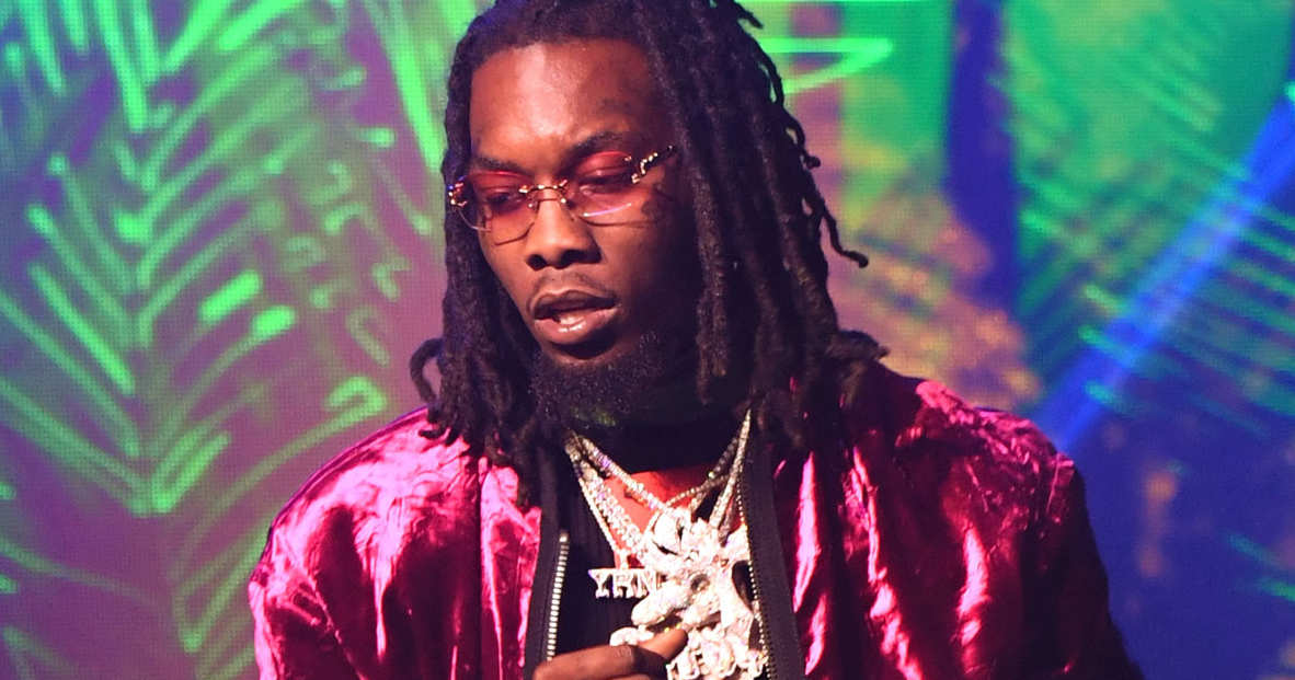 Offset's $150K Chain Missing After the Met Gala