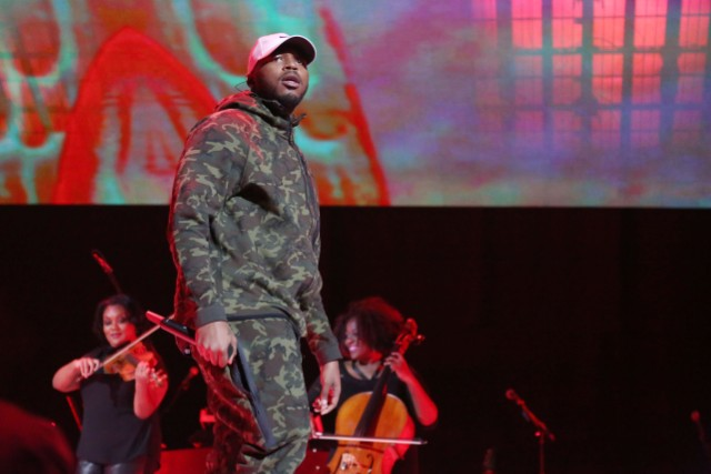 Quentin Miller Weighs in on Pusha T vs. Drake Beef