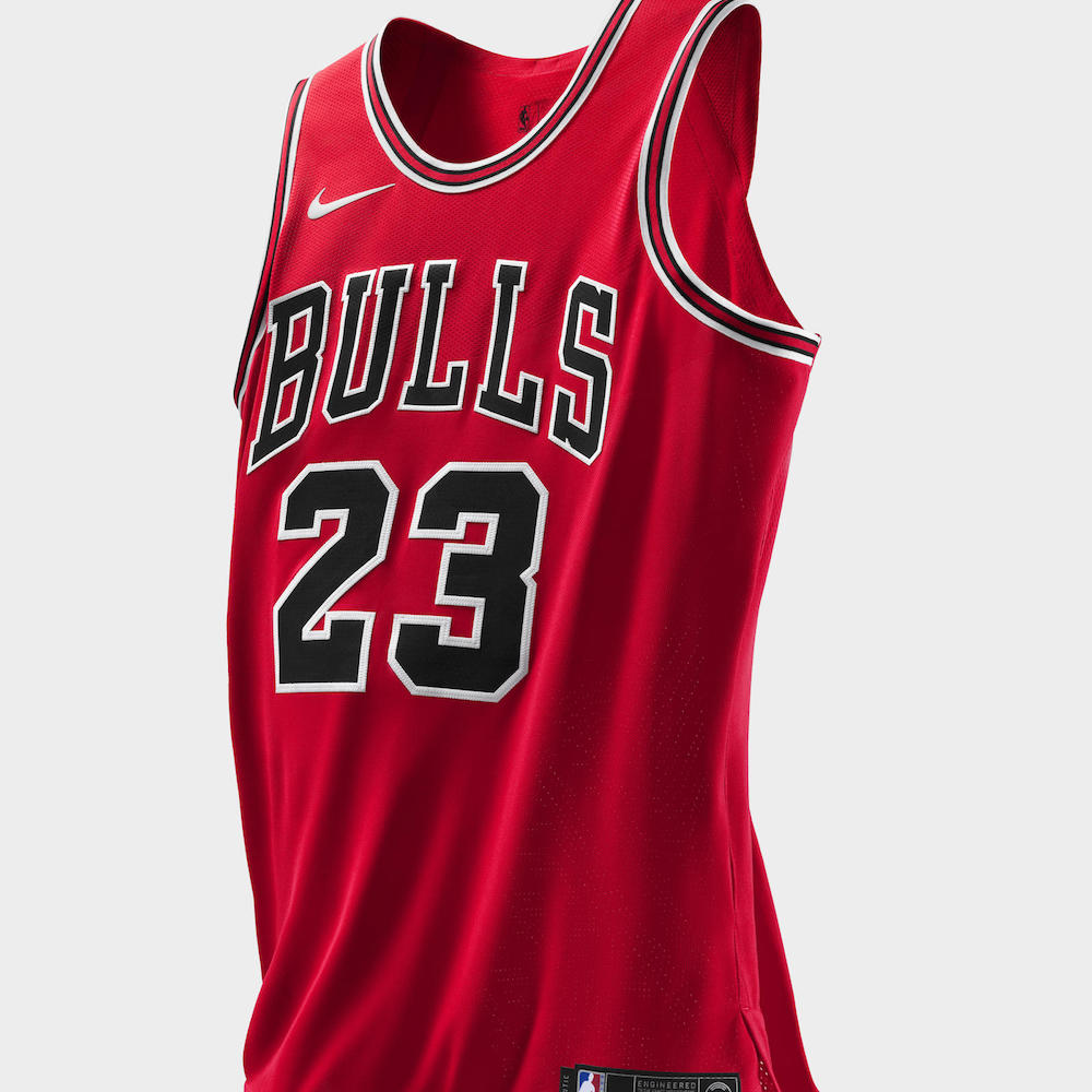 wholesale dealer df5b5 e309f Nike is Dropping Limited-Edition Chicago Bulls Jerseys ...