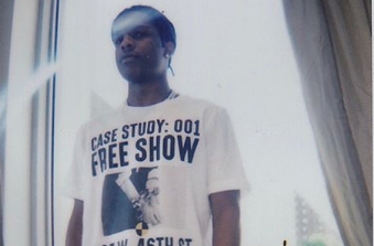 A$AP Rocky Announces Surprise Pop-Up Shop in NYC