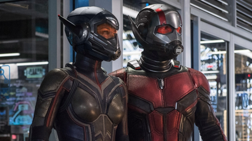 ant man and the wasp paul rudd evangeline lilly