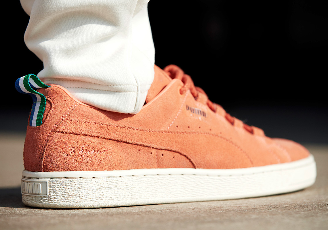 b90f6fc7f5f ... modeled by the rapper himself  Source  Sneaker News ·  SOURCESTYLEbig  seancollaborationsfootwearhip-hoppumaPuma ...