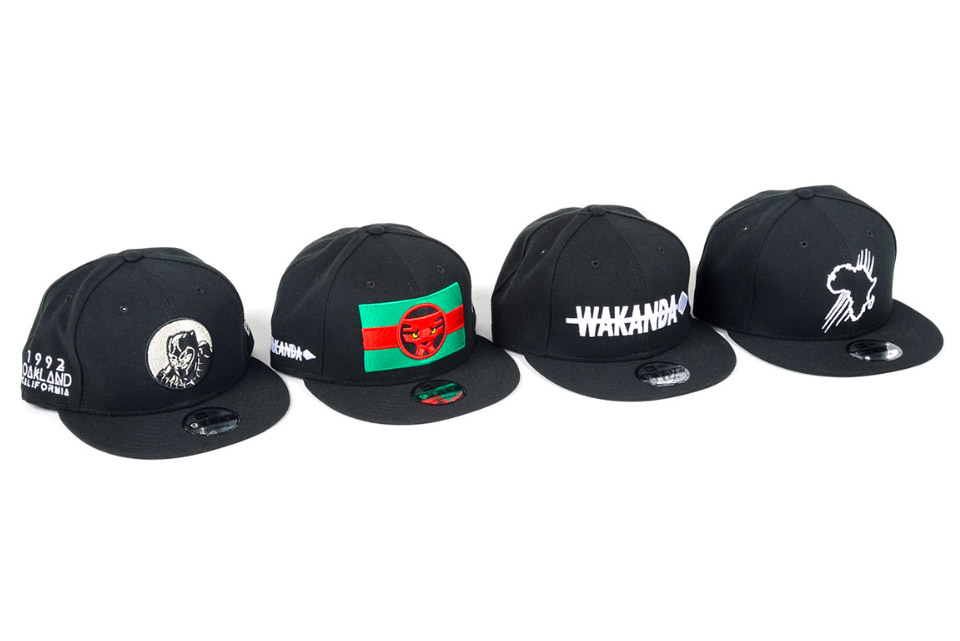 purchase cheap a9d08 a7eb9  Black Panther  Mania Is Still Going Strong With New Era, MIZIZI and LRG  Collabs