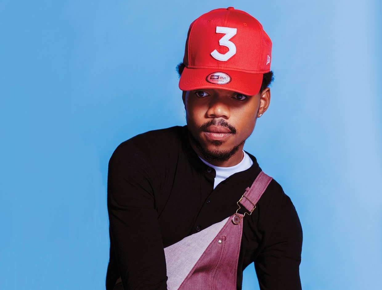 Chance the Rapper Proposed to His Longtime Girlfriend