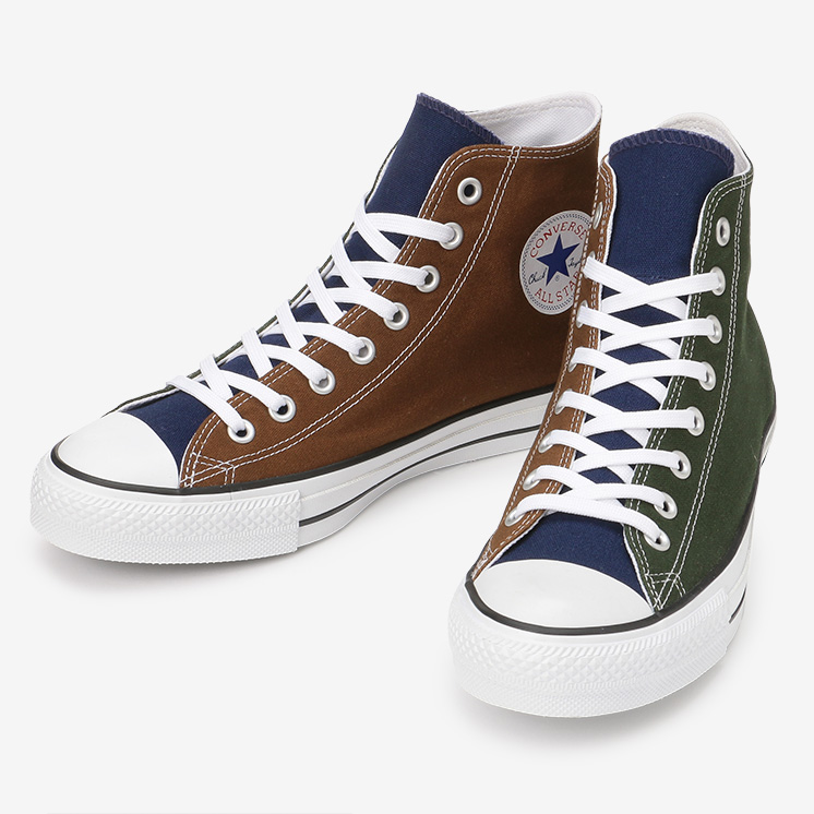 converse japan gore tex chuck taylor high multi