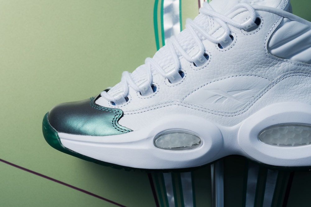 Take a Look at the Curren y x Reebok Classic Question Available ... 4b74eb3a2