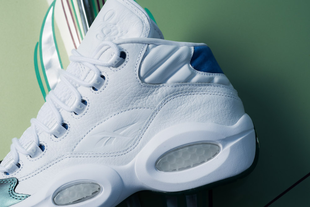 Take a Look at the Curren y x Reebok Classic Question Available ... 1123e4a16
