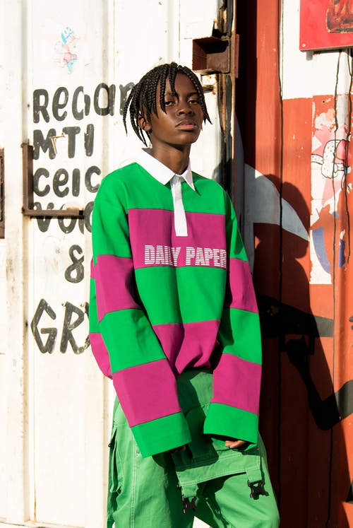 6c1c4a130616 Daily Paper Takes a Trip to South Africa for the Second Drop In Its Spring Summer  2018 Collection