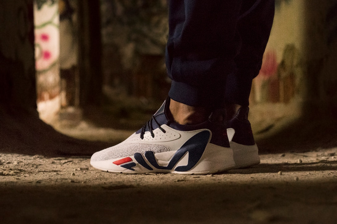 FILA Gives a Classic the Updated Treatment With the New ...