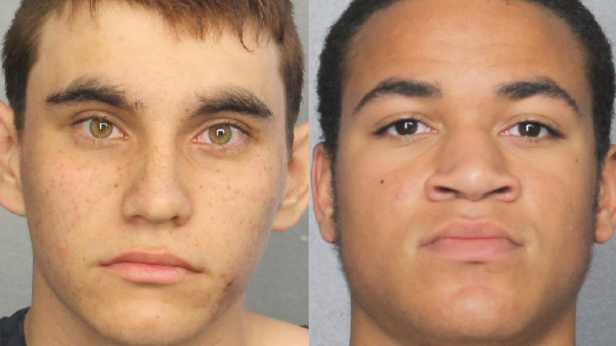 fl florida school shooting zachary cruz trespass arrest