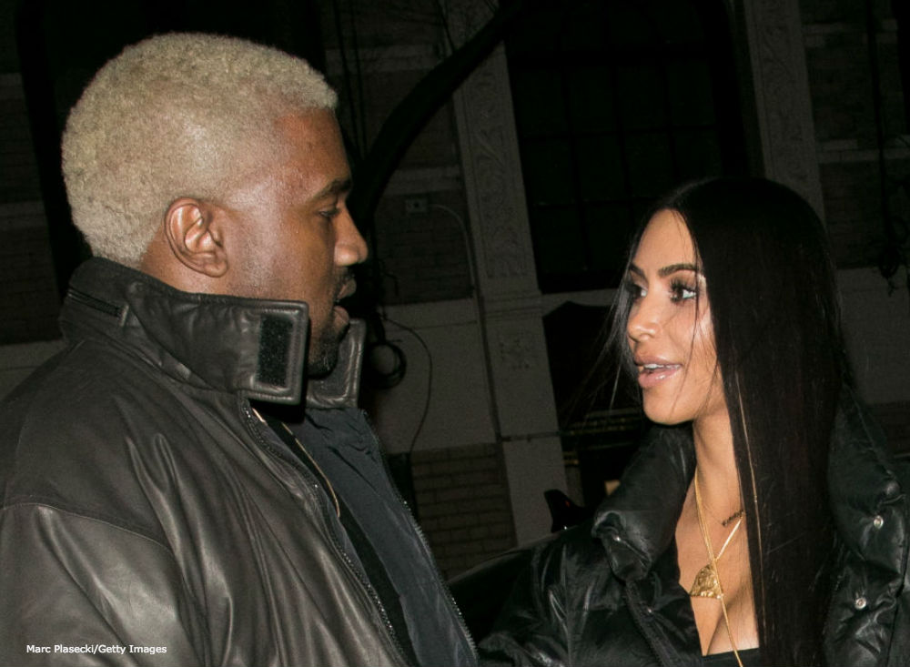 Kim Kardashian hits back at claims husband Kanye West 'abandoned' Chicago charity