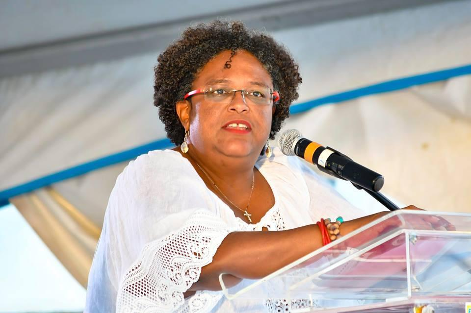 mia mottley thesource