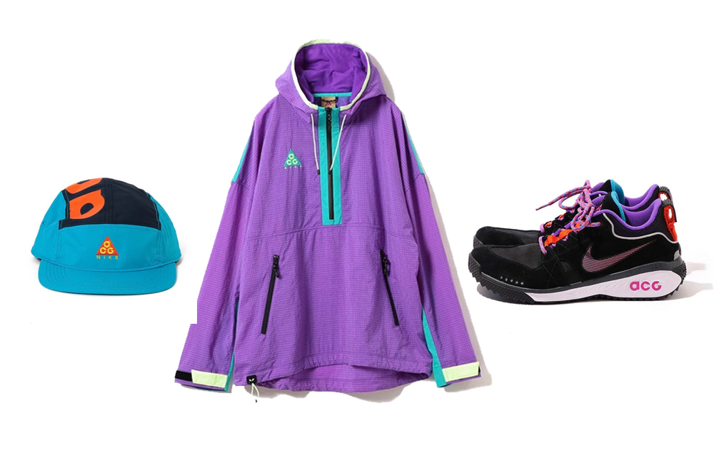 nike acg ss collection