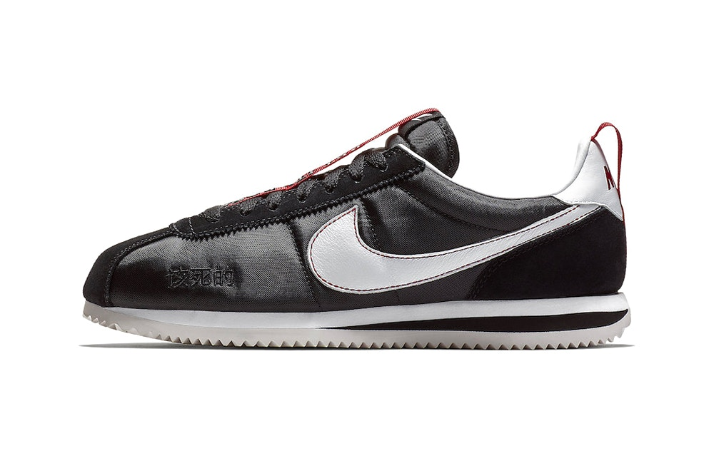 c7a9027b57d The Nike Cortez Kenny III Perfectly Embodies Kendrick Lamar s Kung Fu  Persona