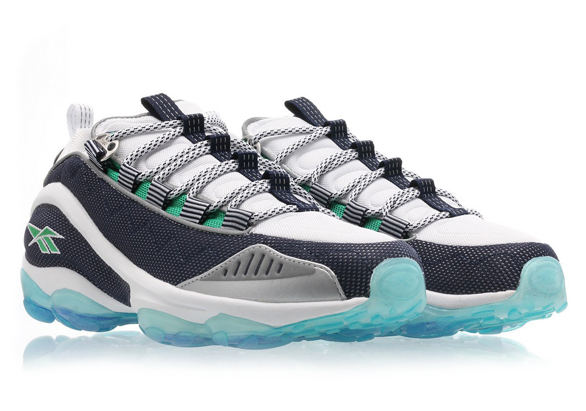 """d041011f3734 Cop the Reebok DMX Run 10 """"Infinite Blue"""" for  170 USD at select retailers"""