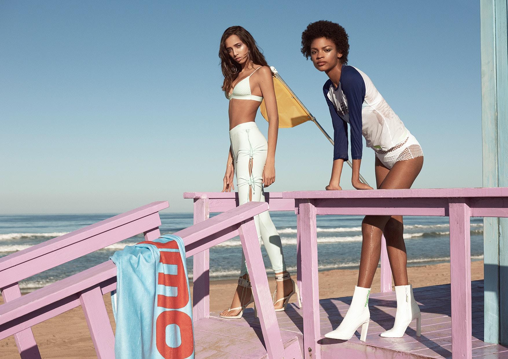 Rihanna Gives a Closer Look at PUMA x Fenty SpringSummer