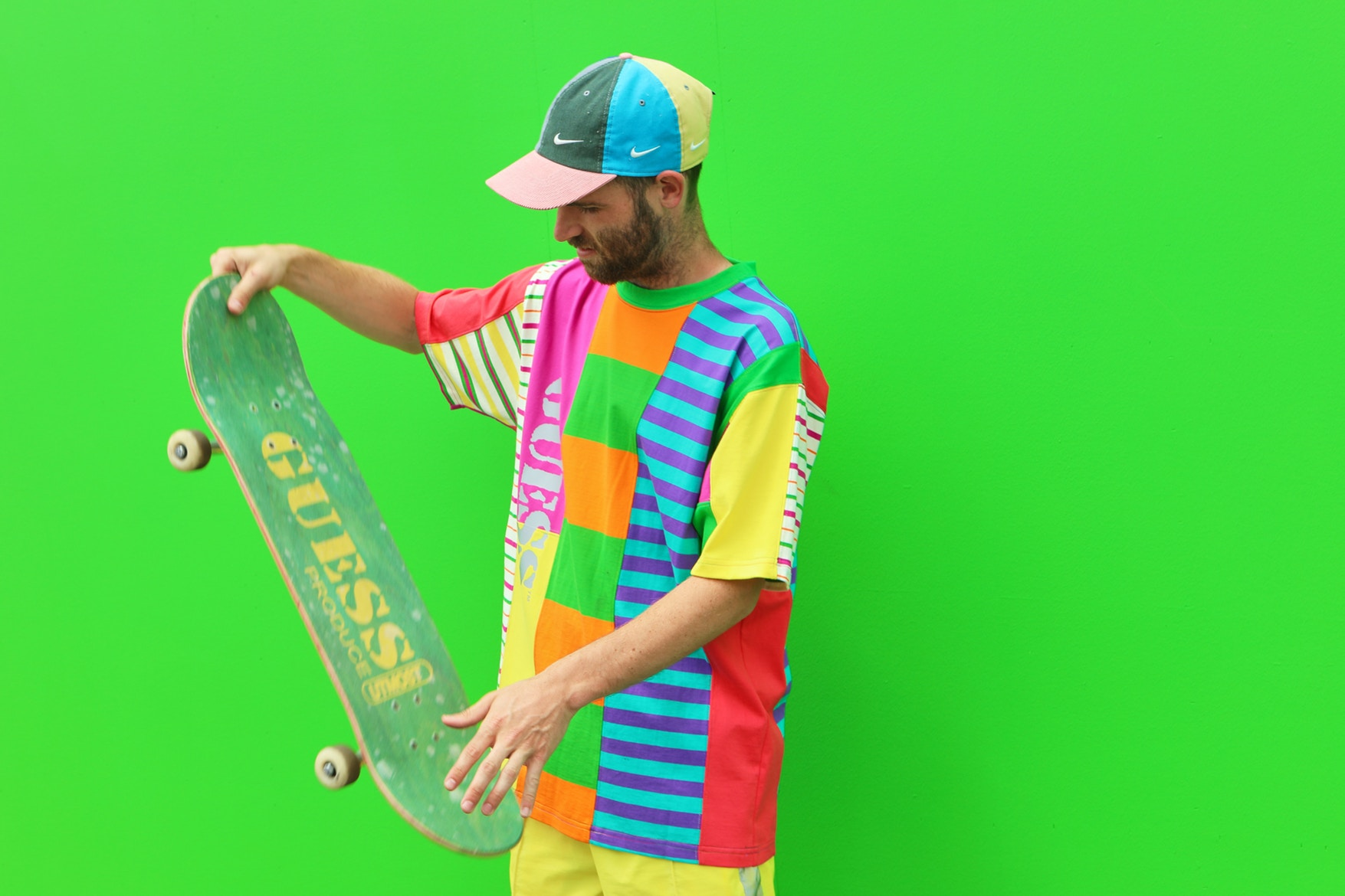 sean wotherspoon guess farmers market lookbook