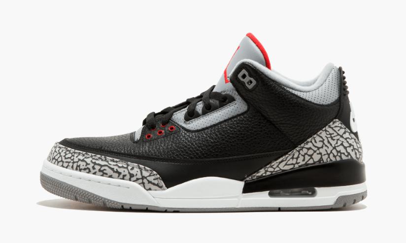 "3712631bdb3 Air Jordan 3 Retro OG ""Black Cement"" ·  SOURCESTYLEbusinesscollaboration e-commercefarfetchfootwearPartnershipsneaker businesssneakersStadium Goodsstreetwear  ..."
