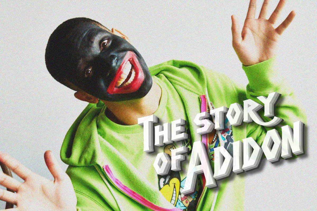 story of adidon thesource
