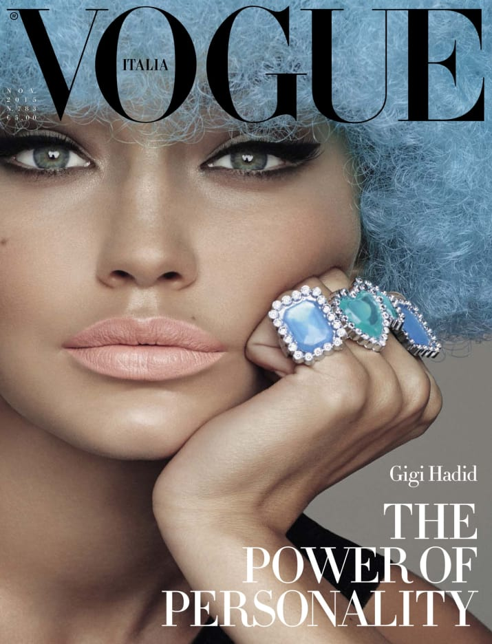 Gigi Hadid is Accused of Doing Blackface in Recent Magazine Cover