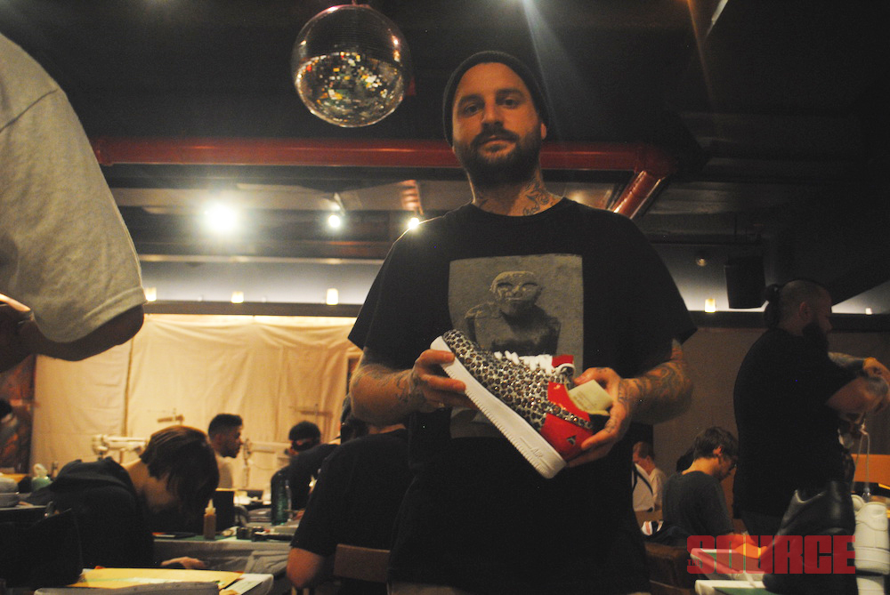 the source exclusive the shoe surgeon shoe school dominic chambrone interview