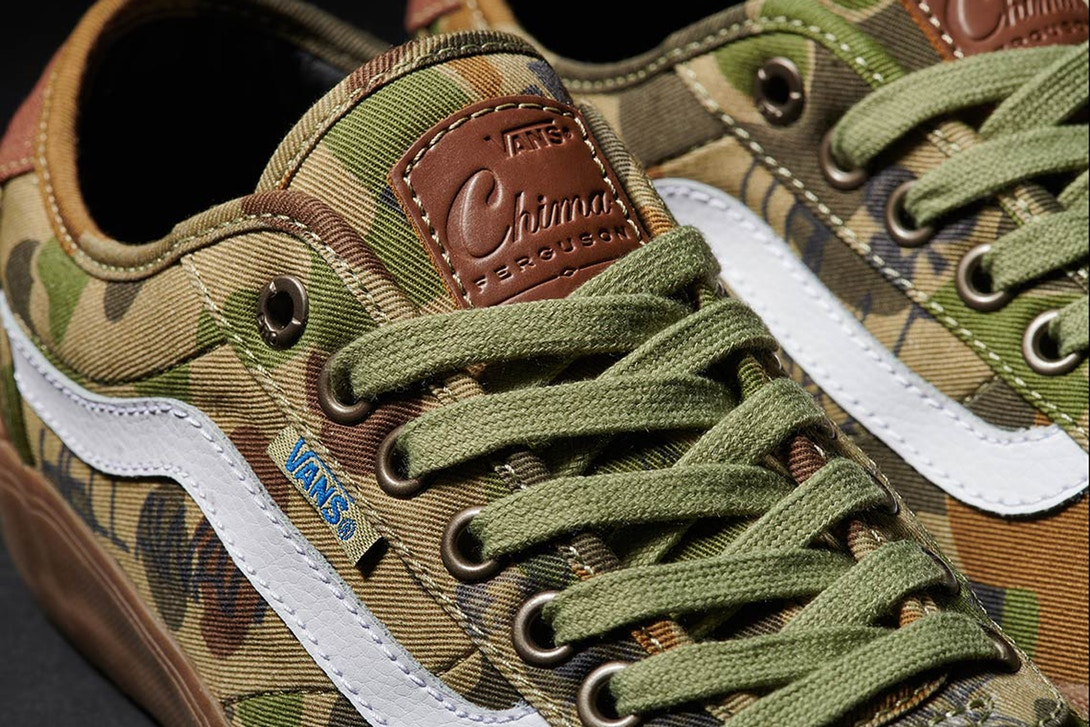 All Camo Everything: Supply x Vans Chima Pro 2 \'Camouflage\' | The Source