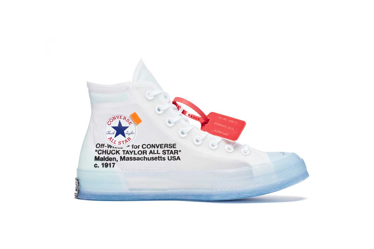 e26dfff6ec5d8d The OFF-WHITE x Converse Chuck Taylor Is Dropping