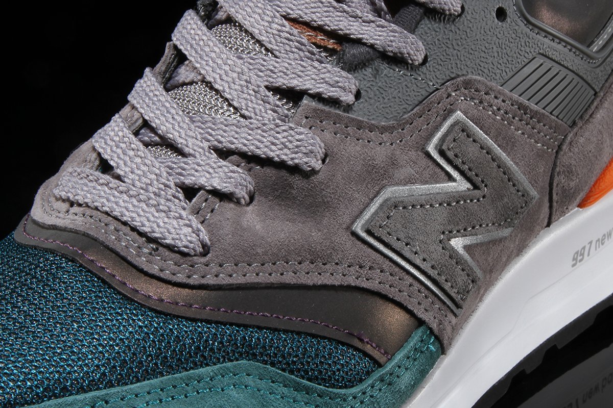 New Balance Drops Revamped 997 and 998 Styles For Made In USA Pack 58076cd9e