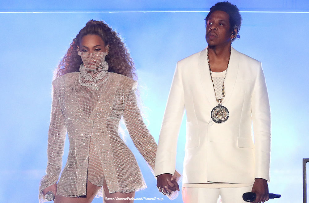 Beyonce and Jay Z OTR II Tour