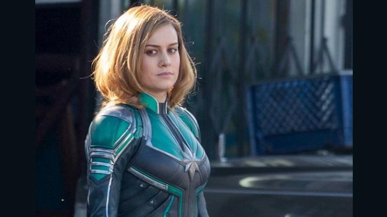'Captain Marvel' is the First Marvel Film Directed by a Woman