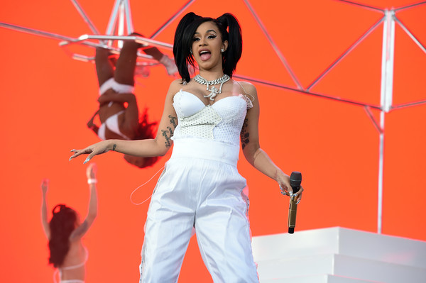 Cardi B, Nas, Miguel, & More to Headline 2018 ONE Musicfest