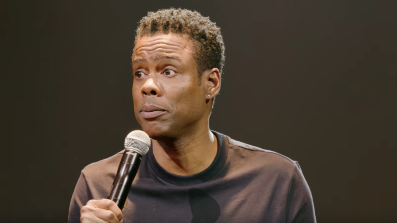 Chris Rock on the Obamas Netflix Deal: 'I Want Him Above That'