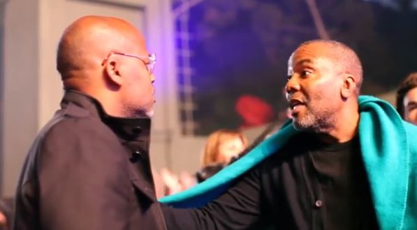 Damon Dash Confronts Lee Daniels