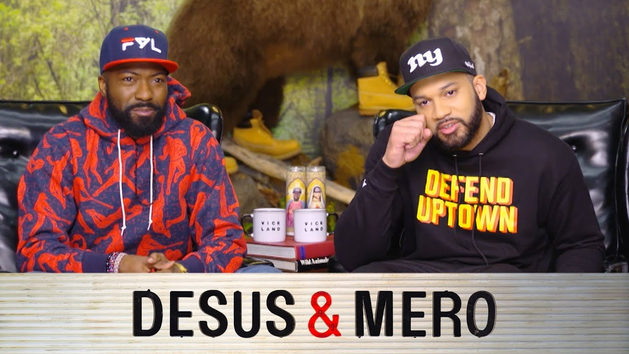 Desus and Mero Dish on VICELAND Prematurely Ending Their Show